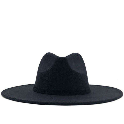 Adjustable wide brim