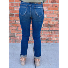 Mavi Jeans Boyfriend ADA Dark Shaded Glam Vintage