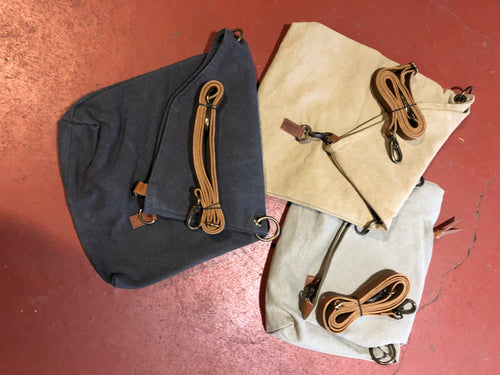 Cross Body Cloth Bag