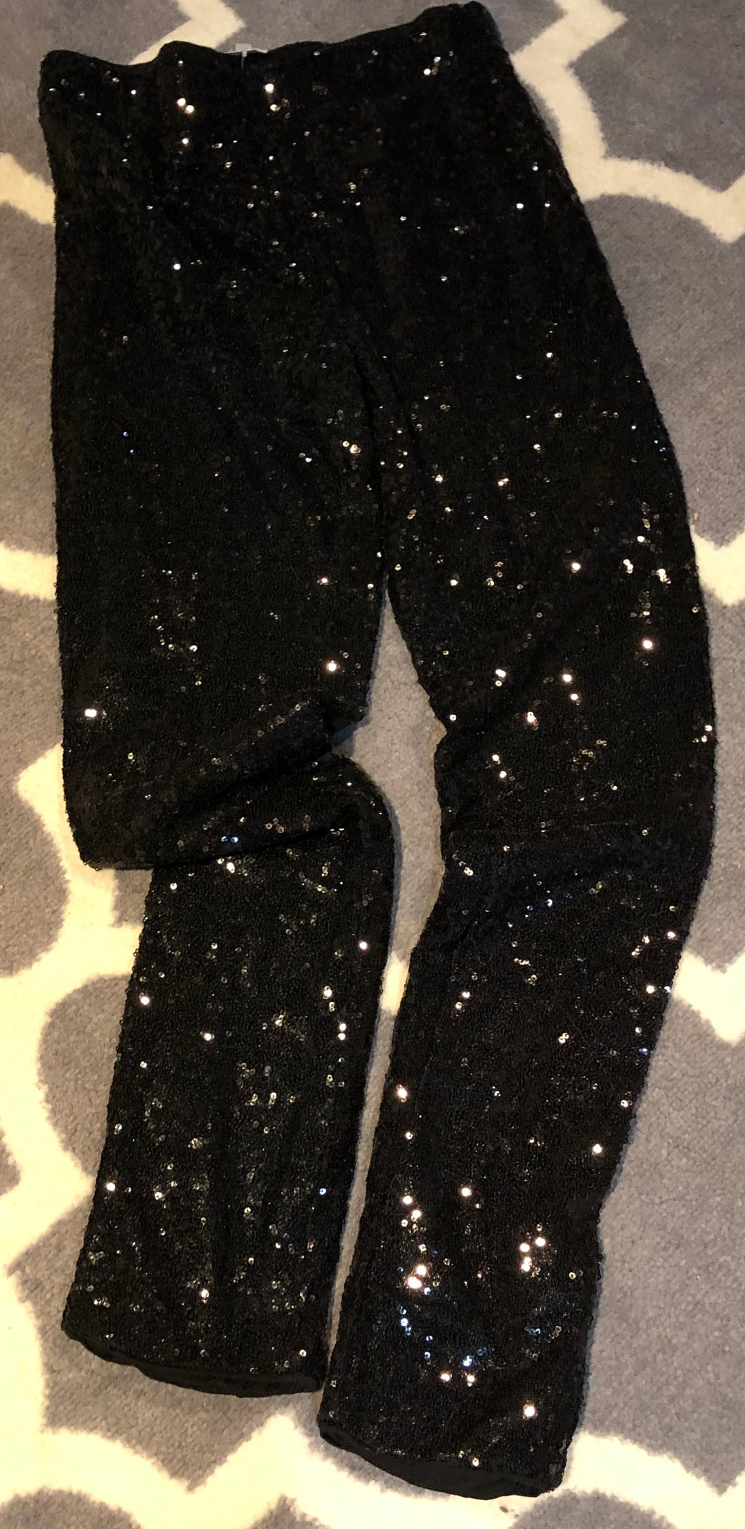 Sparkle Spandex Stretch pants
