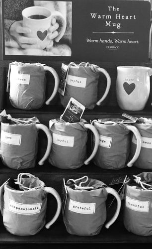 The Warm Heart Mug