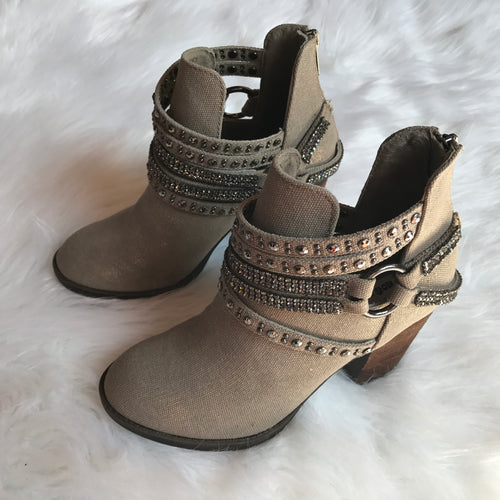 Not Rated Elly Boot - Taupe