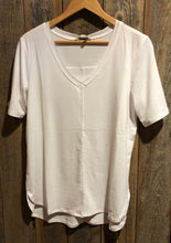 V-Neck Short Sleeve Shirt