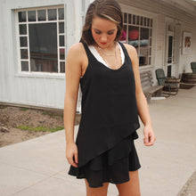 Lee Woven Dress - Black
