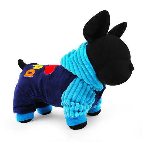 Dog Winter Clothes Jackets