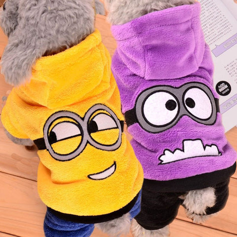 Hoodies Dog Coat Costume