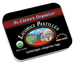 Organic Licorice Herbal Sweets