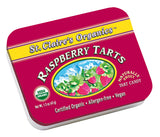 Raspberry Tarts in Tins
