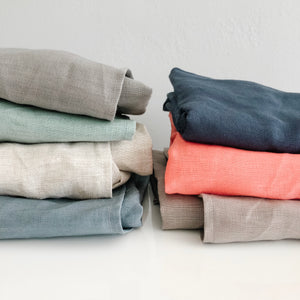 eco friendly bed linen, linen baby blankets, baby linen sets, baby crib sheets,