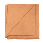 Pottery Road Linen Baby Blanket