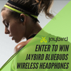 WIN JAYBIRD HEADPHONES