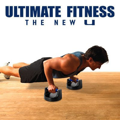 Ultimate Power Push-Up Bars