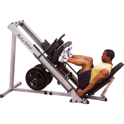 Body Solid GLPH1100 Leg Press/Hack Squat Machine