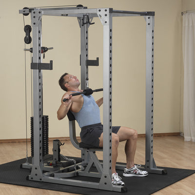 Body Solid Lat Pulldown Low Row Option for GPR378