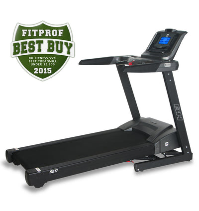 BH S5Ti Folding Treadmill