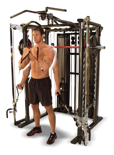 Inspire SCS Smith Cage System