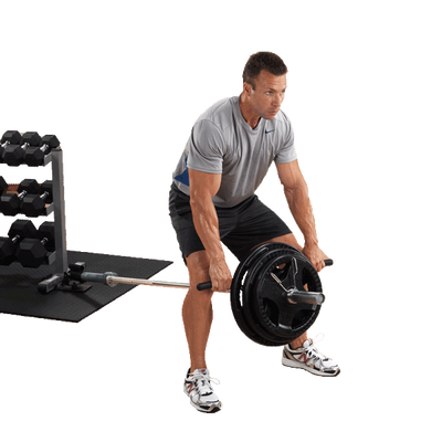 Body Solid TBR20 T-Bar Row Platform