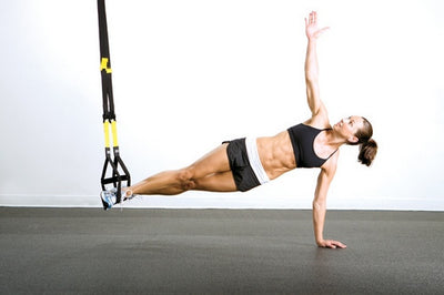 TRX Commercial Suspension Trainer