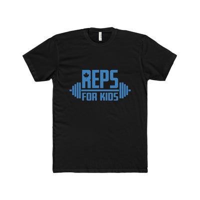 """Reps For Kids"" Fitted Crew T-Shirt"