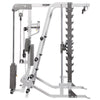 Hoist HF-4985ENS Half Cage/Smith Ensemble