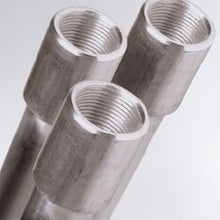 3/4 Inch x 10 Foot, Aluminum, Rigid Conduit (Length: 10FT ) - Dalf-Point