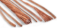 2 AWG, 5000 Foot, 225 Amp, Soft Drawn Copper, Bare Wire (Length: 100FT ) - Dalf-Point