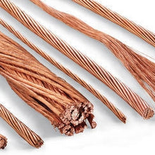 2/0 AWG, 500 Foot, 355 Amp, Soft Drawn Copper, Bare Wire (Length: 100FT ) - Dalf-Point