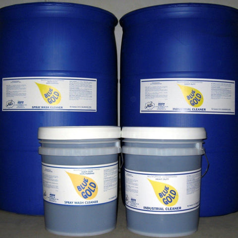 Blue Gold Spray Wash / Degreaser - Dalf-Point