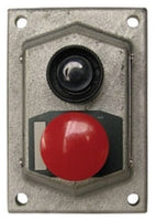 600 VAC, 1NO-1NC, 2-Circuit, Pushbutton Control Station Cover Assembly - Dalf-Point