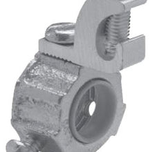 2-1/2 Inch, 8 to 1/0 AWG, Malleable Iron, Rigid/IMC Grounding Bushing - Dalf-Point