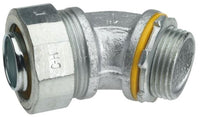 3/4 Inch, Malleable Iron, 45D, Metallic Conduit Connector - Dalf-Point