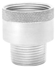 3/4 Inch x 1/2 Inch, Steel, Threaded Male/Female, Conduit Reducer - Dalf-Point