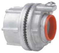 1 Inch, Zinc, Posi-Lok Insulated, Male Threaded, Rigid/IMC Hub - Dalf-Point