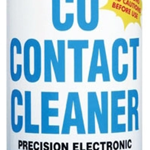 CRC Liquid/Aerosol Cleaner - Dalf-Point