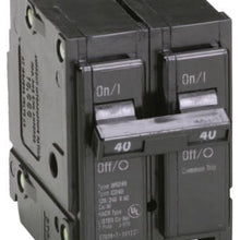 2P, 40 Amp, 120/240 VAC, Plug-On, Molded Case Circuit Breaker - Dalf-Point