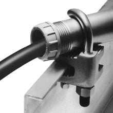 1 Inch, Cast Iron, Bolt to Rail Outside, Cable Tray Conduit Clamp - Dalf-Point
