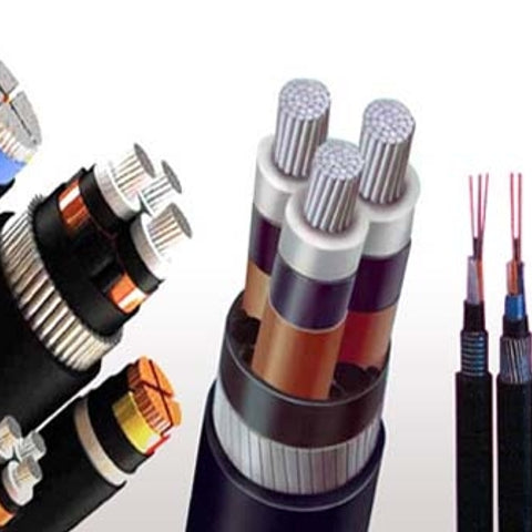 2 AWG, 600 V, 3-Conductor, Copper, Non-Shielded, Tray Cable W/Ground (Length: 1FT ) - Dalf-Point