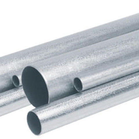 1-1/4 Inch x 10 Foot, Hot Dip Galvanized, Steel, EMT Conduit (Length: 10FT ) - Dalf-Point