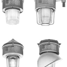 400 Watt, 120/208/244/277 VAC, High Pressure Sodium Floodlight Fixture - Dalf-Point