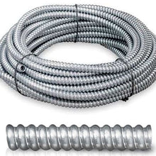 3/4 Inch x 1000 Foot, Low Carbon Steel, Reduced Wall, Flexible Conduit (Length: 100FT ) - Dalf-Point