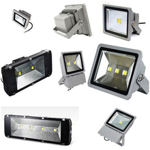 250 to 400 Watt, 100 to 277 VAC, LED, Floodlight Fixture - Dalf-Point