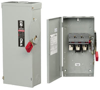 480/600 VAC, 200 Amp, 3P, NEMA 1, Safety Switch - Dalf-Point