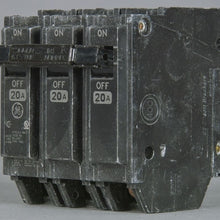 3P, 20 Amp, 240 VAC, Plug-In, Molded Case Circuit Breaker - Dalf-Point