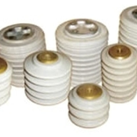 10 to 1/0 AWG, 1 kV, Rubber, In Line, Connector Insulator - Dalf-Point