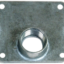 1 Inch, Aluminum, Universal Raintight Hub - Dalf-Point