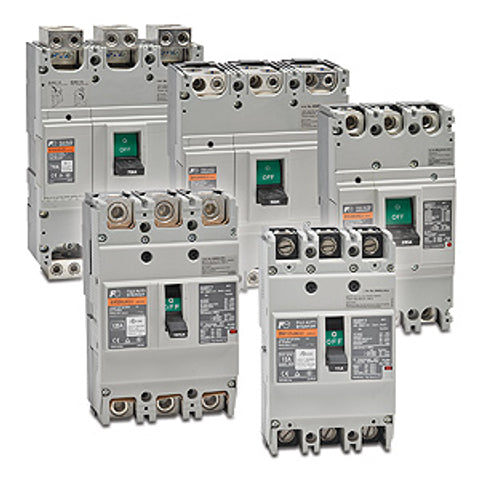 60 Amp, 600 VAC, 3P, Load Lug Terminal, Molded Case Circuit Breaker - Dalf-Point