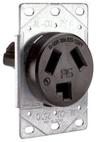 30 Amp, 125/250 VAC, 3P, 10-30R, Power Outlet Receptacle - Dalf-Point