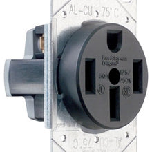 50 Amp, 125/250 VAC, 3P, 14-50R, Power Outlet Receptacle - Dalf-Point