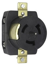 480 VAC, 3-Phase, 50 Amp, Non-NEMA, Locking Device Receptacle - Dalf-Point