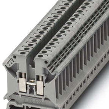 24 to 10 AWG, Single Tier 1-Circuit, Feed-Through Terminal Block - Dalf-Point